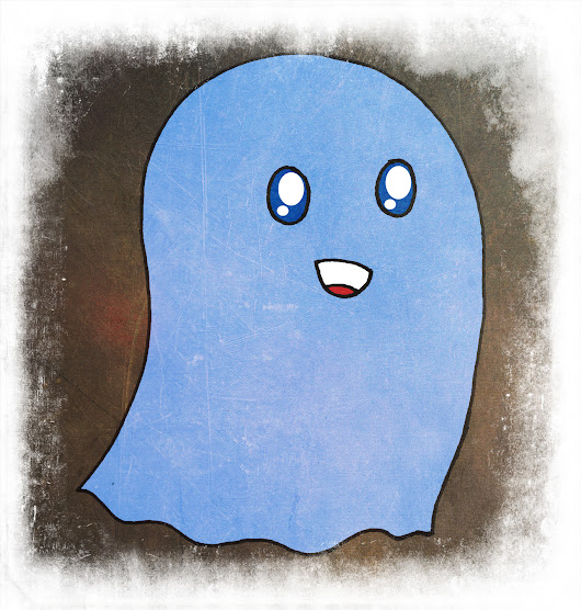 Day 273: Drawing a Ghost with Ammi-Joan Paquette and Adam Record