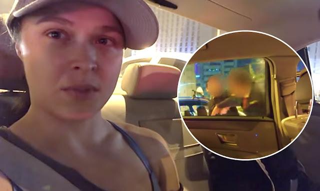 Ronda Rousey estuvo en Lima y sufrió un accidente automovilístico