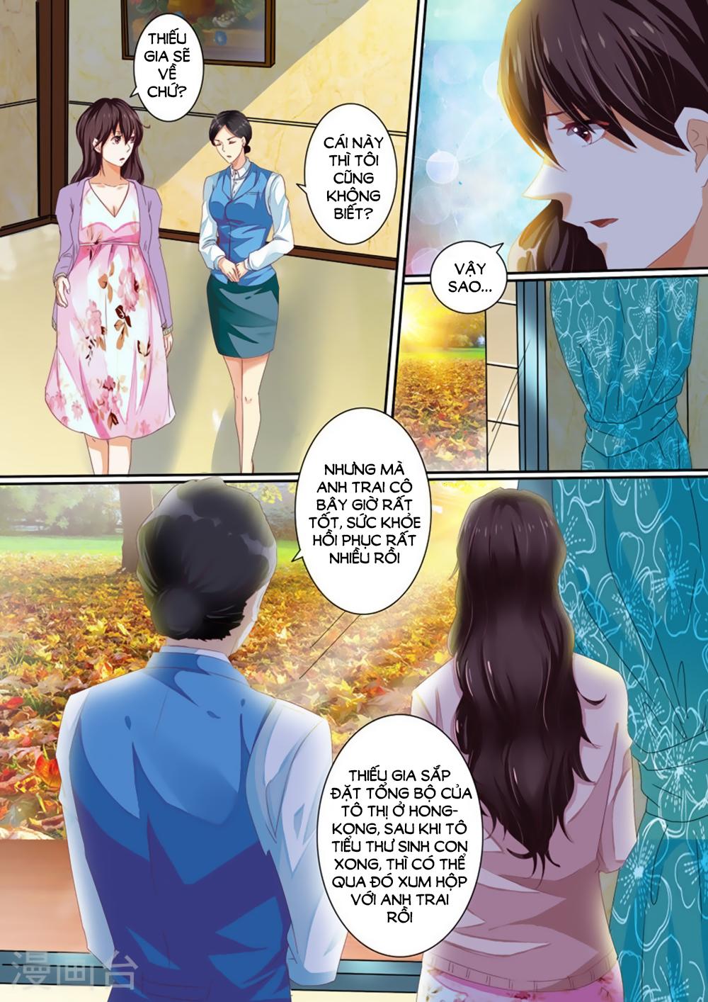 Hào Môn Tiểu Lão Bà_Chap 29