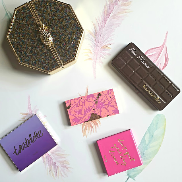 Eyeshadow palettes | Almost Posh