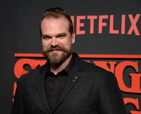 Hellboy reboot in development with Stranger Things star David Harbour