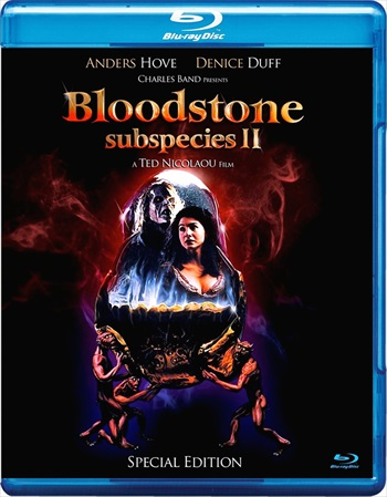 Bloodstone Subspecies II 1993 Dual Audio Hindi Bluray Download