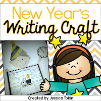 New Year's Writing Craft- for resolutions and other goal setting fun
