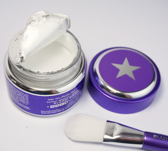 GlamGlow - Gravity Mud Firming Treatment, Gesichtsmaske, Chrom, Silber, Anti Aging, Hollywood, Glow, Skin, Skincare
