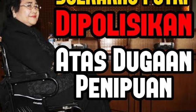 Pelanggan Kondominium Laporkan Rachmawati Soekarnoputri Terkait Penipuan Investasi
