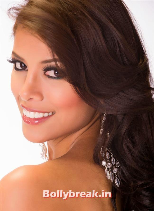 Miss Peru, Miss Universe 2013 Contestant Pics