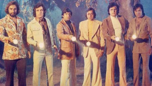 vinod mehra- back to bollywood