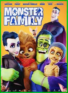 La familia Monster (2017)   DVDRip Latino HD GDrive 1 Link