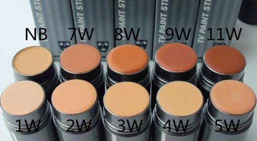 Looking For Full Coverage Makeupkryolan Tv Paint Stick Review
