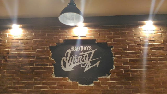 Bad Boyz Wingz, chicken wings, cebu