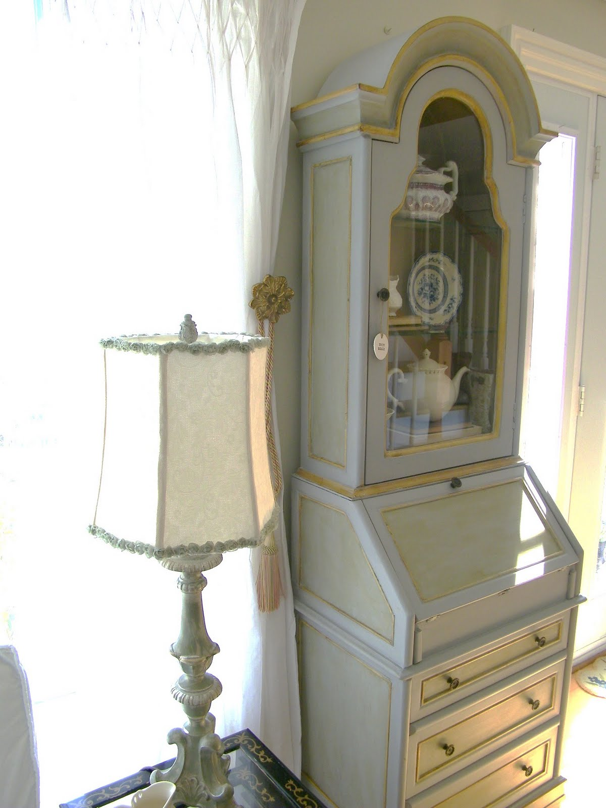 Maison Decor French Painted Furniture Details