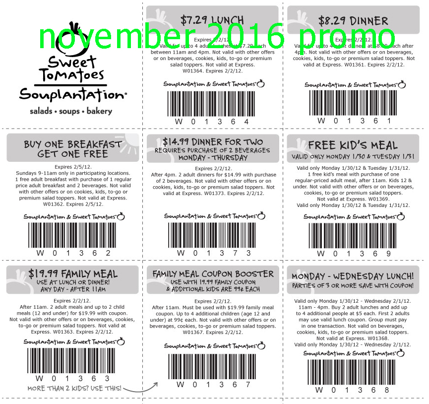 Yes to tomatoes printable coupon
