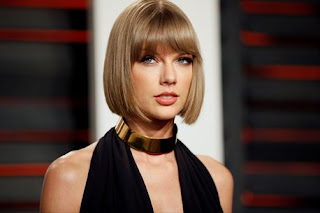 Taylor Swift Wikipedia page hacked