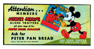 mickey mouse globe trotters