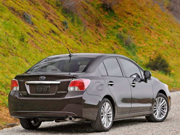 But Before All Of That Lets Take A Look At The New Subaru Impreza Sedan And Hatchback