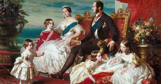 Queen Victoria & Prince Albert: Books & Series
