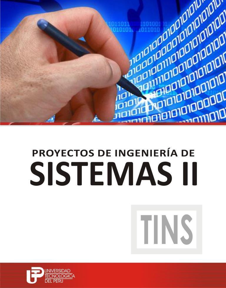 Proyectos de ingeniería de sistemas II – UTP