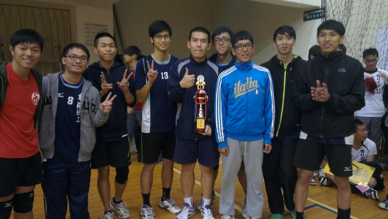 ----- 2012 大社排 in 臺北大學: 2012大社盃 比賽結果