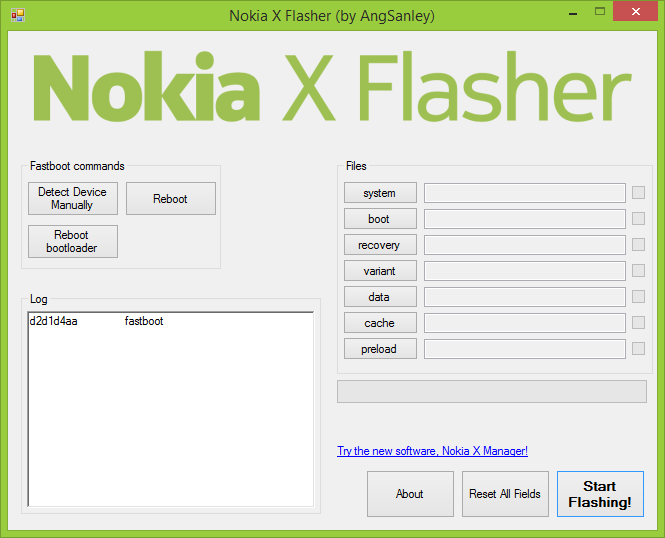 Nokia X/xl flash Tool 100% working Tool without box ~ Flash File And