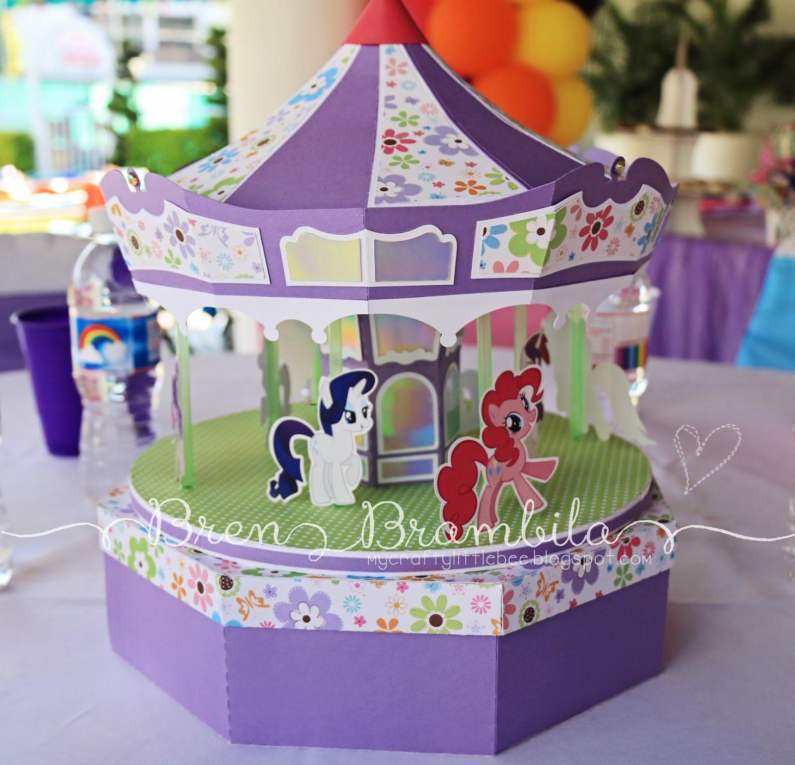 Trendy centros de mesa para fiesta infantil for Mesa infantil