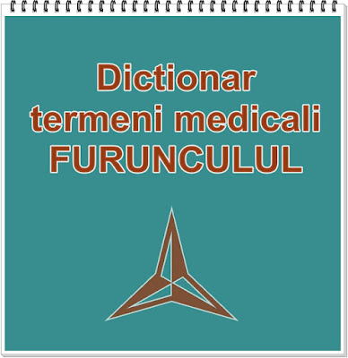 wiki furuncul dictionar medical simptome tratament