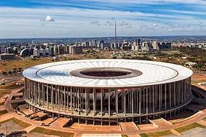 Brasilia  Estádio Nacional Mané Garrincha