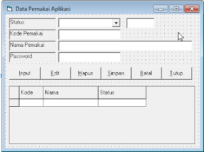 Source Coding Program rawat jalan Paling Lengkap v.2 di Visual Basic 6.0