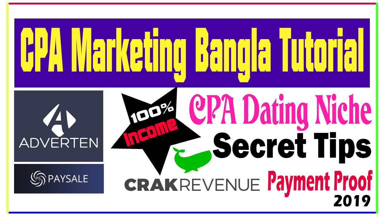Dating sivusto CPA