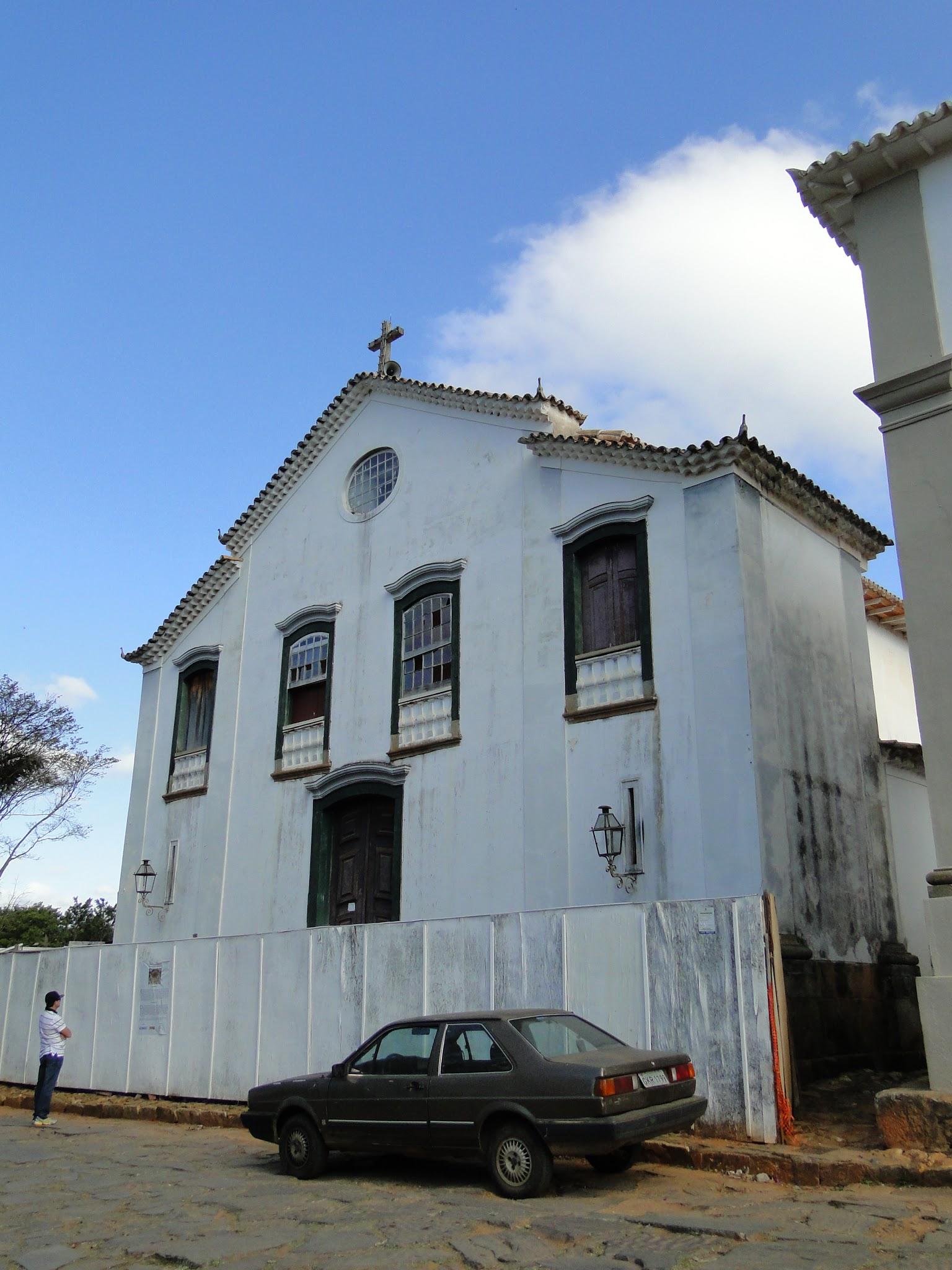 Igreja de São João Evangelista, Tiradentes/MG.