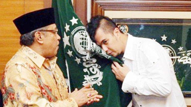Dipecat dari Lesbumi NU, Ahmad Dhani Berkilah: Saya Menduga Ada Nuansa Politik