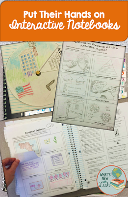 Although they're all the rage right now, interactive notebooks are not a new teaching tool - in fact, they've been in use since the 1970s. However, if you're wanting to get started with them, then I've got some information for you about how I use interactive notebooks in my classroom in this blog post!