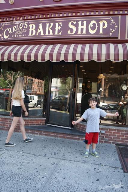 Carlo's Bakery Hoboken