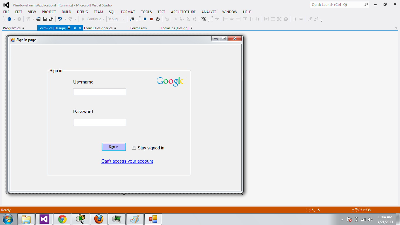 create pdf from html page c