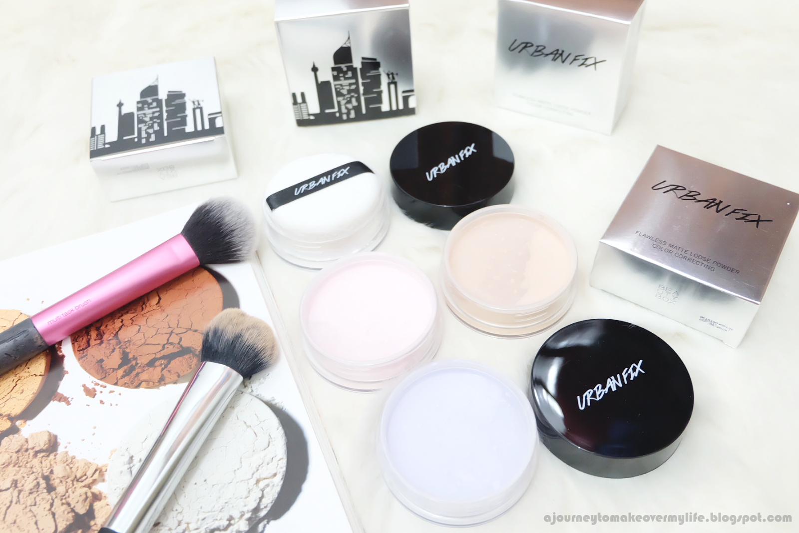 Image result for menggunakan setting powder