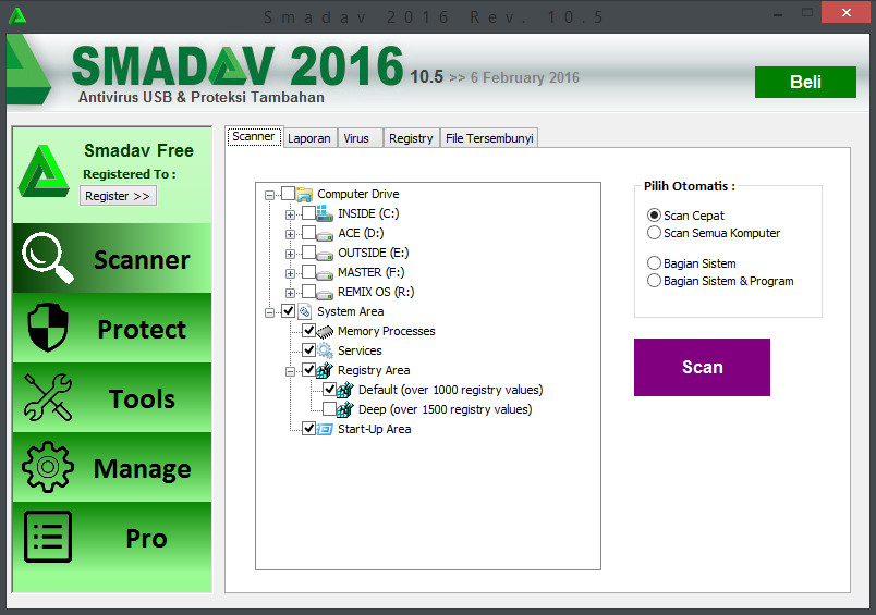 Download Smadav 2016