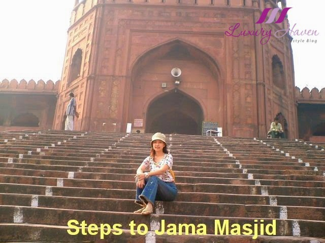 luxury haven lifestyle blog reviews india jama masjid