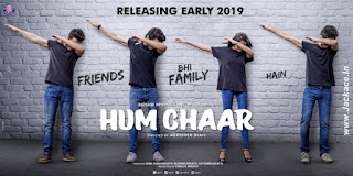 Hum Chaar First Look Poster 2