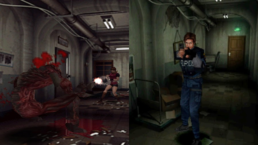 resident evil 2 campaign mode zapping system