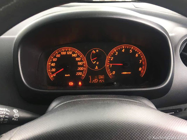 Perodua Myvi EZ