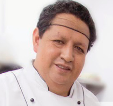 Chef Ángel   Valdiviezo
