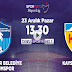 Büyükşehir Belediye Erzurumspor- Kayserispor  maçı canlı izle