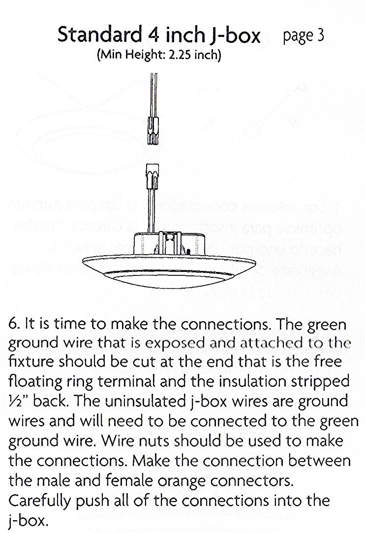 Energy Conservation How To January 2013 Cree Lighting Wiring Diagram Led In Raco 175 Junction Boxes