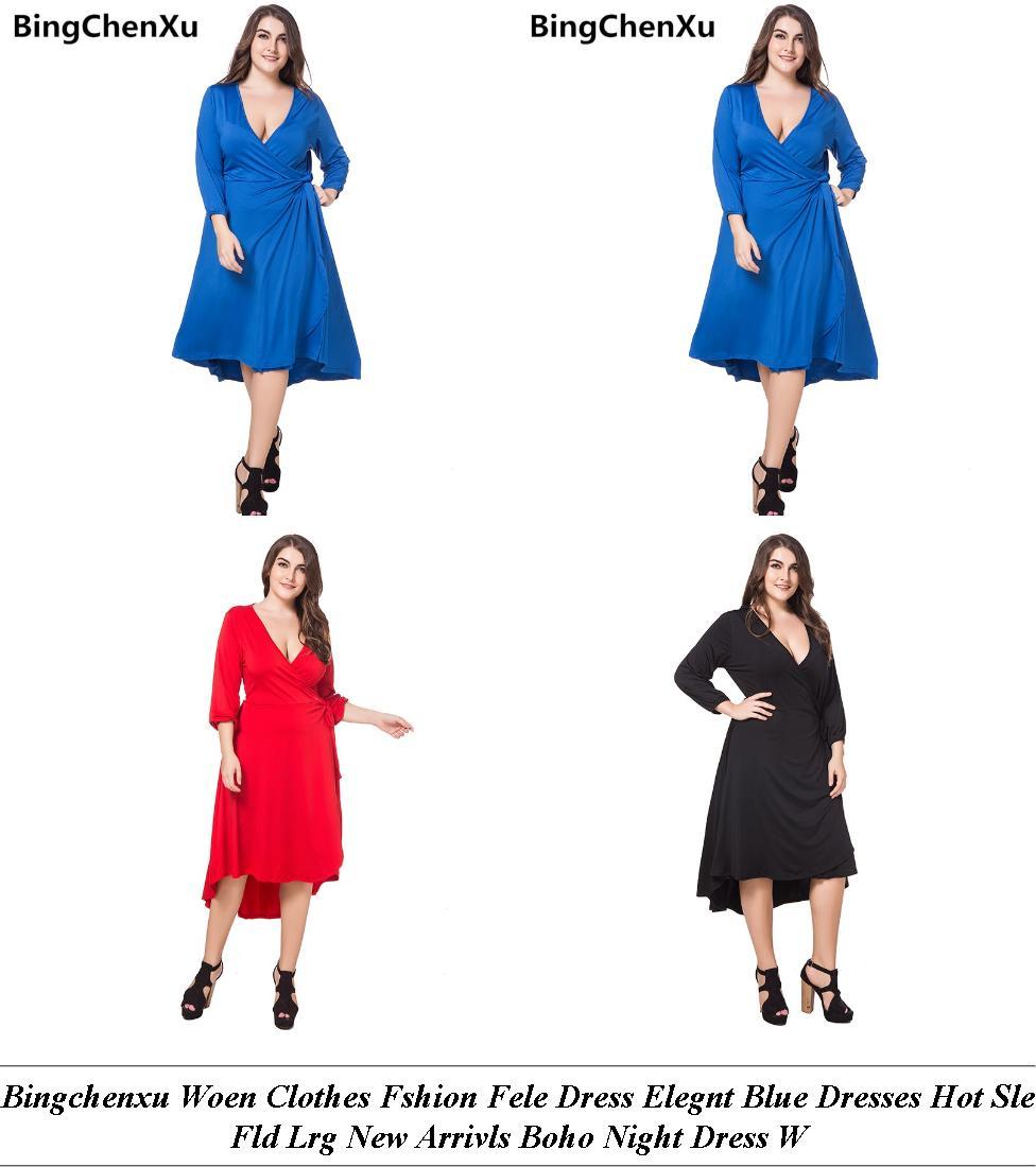 Plus Size Dresses - Dress Sale Clearance - Shirt Dress - Cheap Branded Clothes