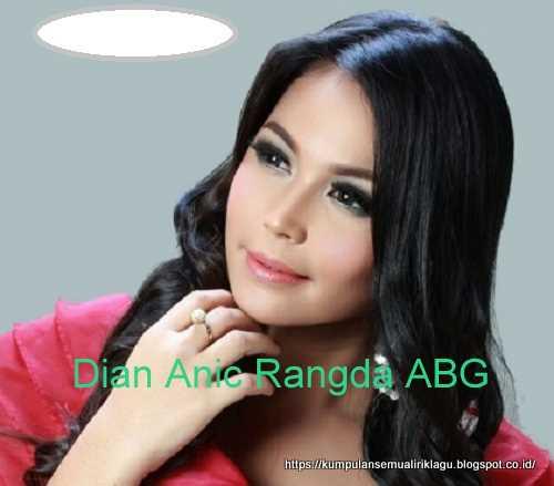 Dian Anic Rangda ABG
