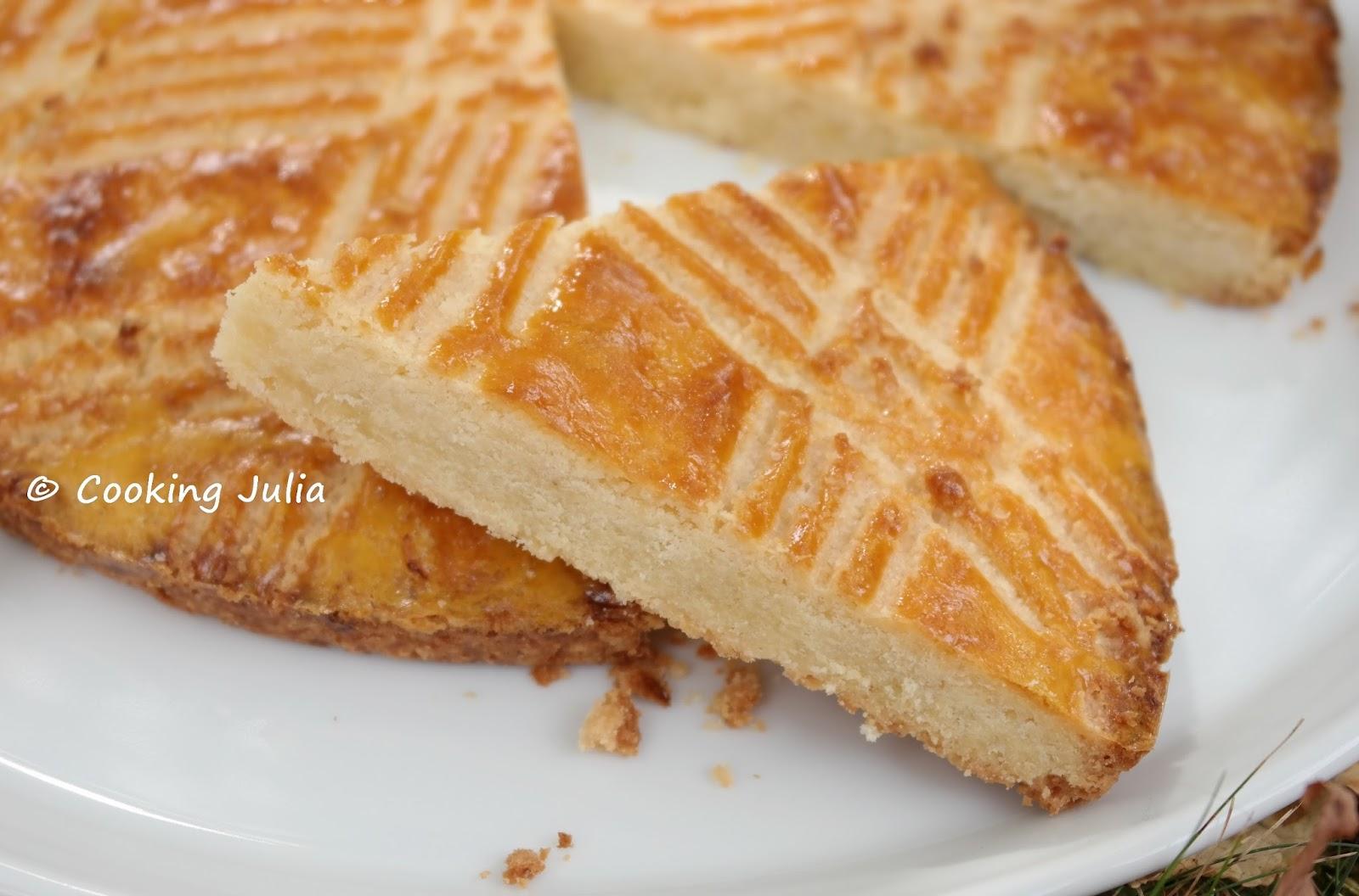 recette galette bretonne