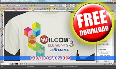 WILCOM EmbroideryStudio Free Download