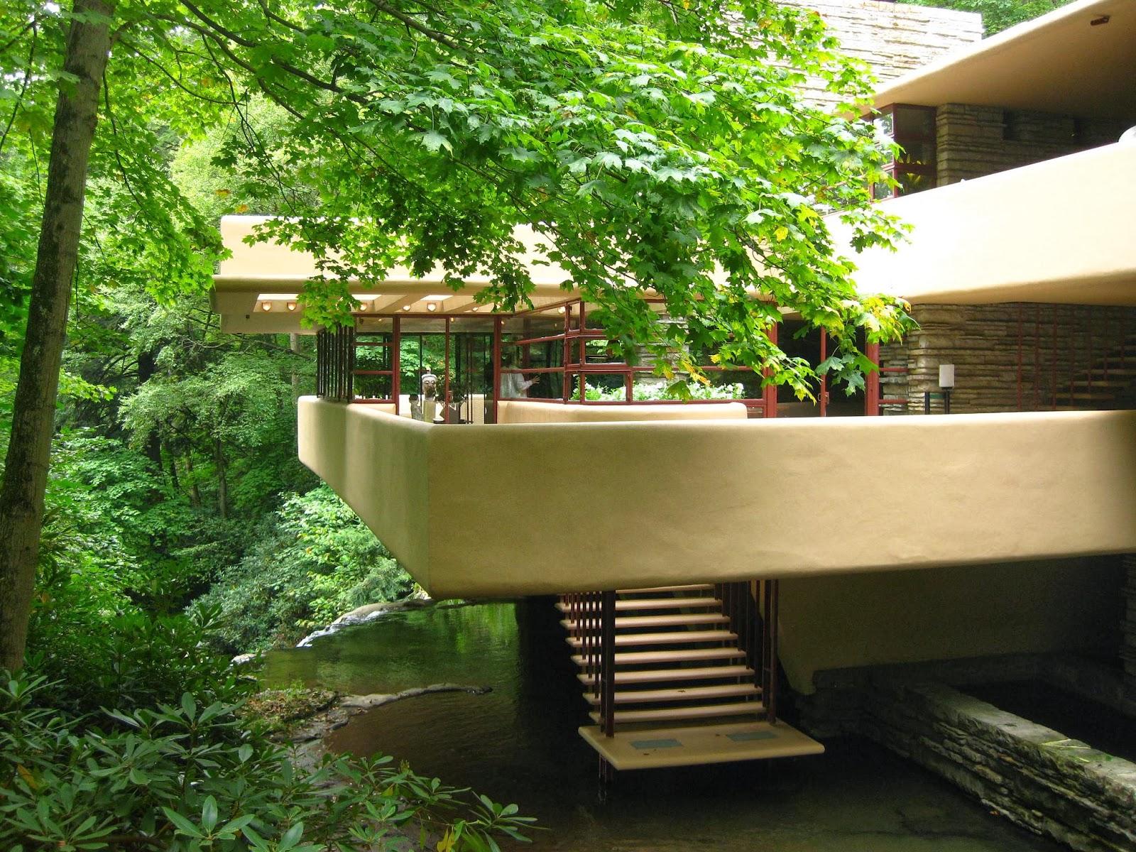 Casa Kauffman o Casa de la Cascada Fallingwater o