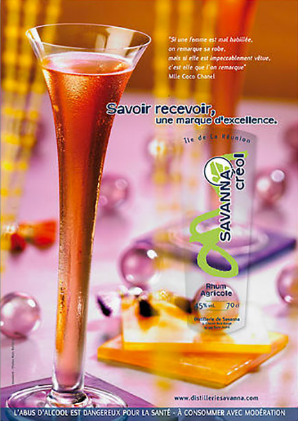 pub Savanna Créol Distillerie de Savanna