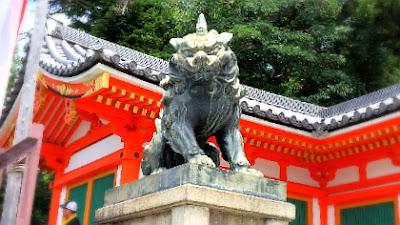 人文研究見聞録:狛犬(こまいぬ)の謎