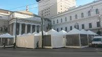 La Fiera del Libro trasloca in piazza De Ferrari a Genova